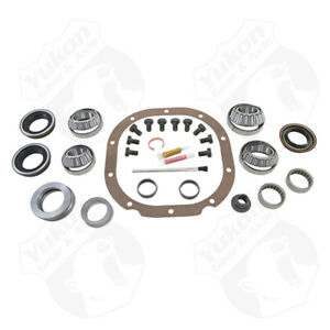 Yukon Gear Master Overhaul Kit For Ford 8 8in Irs Diff Suvs W 3 250in Od Pini