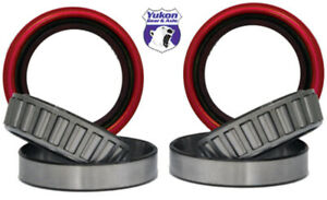 Yukon Gear Rplcmnt Axle Bearing And Seal Kit For 57 To 77 Dana 44 And For Chevy