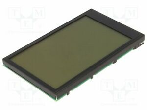 Display Lcd Graphical Fstn Positive 240x128 Black Led Pin 40 Smart Screen