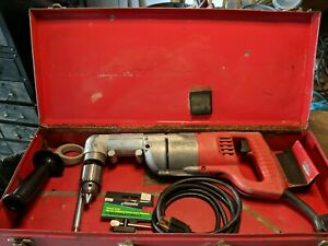 Milwaukee 1 2 Right Angle Drill 1101 1
