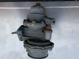 1939 Through 1940 Oldsmobile Mechanical Fuel Pump Part Number One 1523895