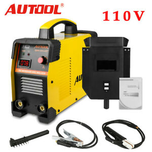Autool Inverter Welder Igbt 20 160a Handheld Intelligent Welding Machine 110v