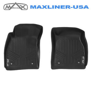 2010 2016 Buick Lacrosse Maxliner Custom Fit Floor Mats Liners 1st Row Black
