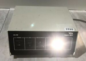 Welch Allyn Lx 150 Light Source 2698