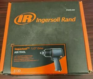 Ingersoll Rand Impactool Ir 2130 1 2 Drive Impact Wrench Composite Housing