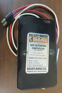 Kelsey hayes Electric Self actuating Brake Controller 49469 K h 71 4 X 1 1 4