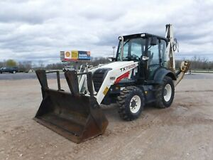 2005 Terex Tx760b Loader Backhoe With Only 4500 Hours