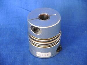 Flexible Shaft Coupling 25 Mm 16 Mm
