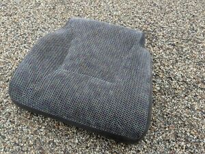 98 01 Dodge Ram 1500 2500 Driver Lower Seat Cover Cushion Frame Extended Cab