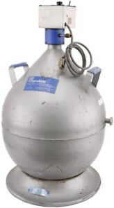 Boc Cryoproducts Msc 25 25l Liquid Nitrogen Canister tank Dewar Cryogenic