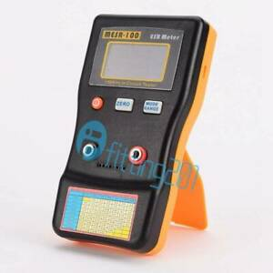 Mesr100 V2 Up To 0 001 To 100r Autoranging In Circuit Esr Capacitor Meter Tester