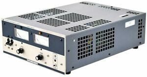 Kepco Ate 55 10m Industrial 0 55v 0 10a Dual Meter Regulated Psu Power Supply