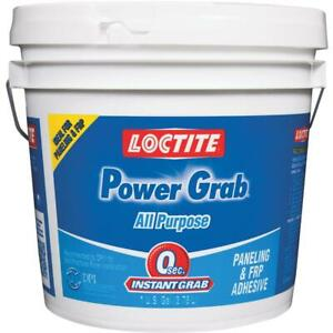 Loctite Power Grab All purpose Paneling Frp Adhesive 1 Each