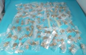 Lot Of 80 Locksmith 6 pin Cylinder Used Lock Core With 3 Keys