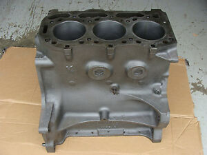 3000 Ford Tractor Engine Block C5nn6015