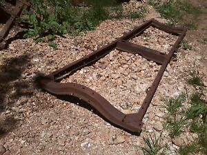 Model A Frame Hot Rat Rod Ford Flathead V 8
