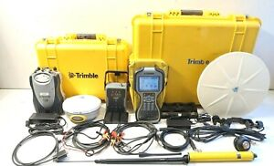 Trimble R8 2 R7 gnss Tdl450h Tsc3 W access Complete Glonass Rtk Package