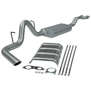 Flowmaster 96 99 Tahoe Yukon Force Ii Cat Back Exhaust System Single Side Exit