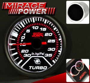 Autometer Turbo Charger Boost Gauge Neon Ram Charger Viper Liberty Compass Dart