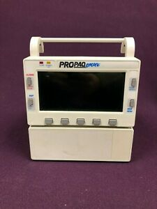 Welch Allyn Propaq Encore 206 El Spo2 Ecg Nibp 2 Inv Bp Patient Monitor lot 3