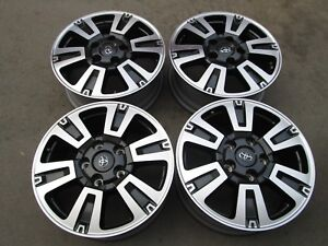 20 Toyota Tundra Factory Wheels Rims Sequoia Charcoal