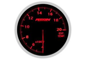 Perrin Performance 60mm Exhaust Temperature Gauge