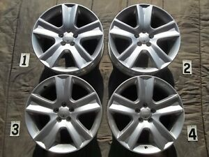 Subaru Outback 17 Wheels Stock Oem Factory Rims 5x100mm Legacy Forester Impreza
