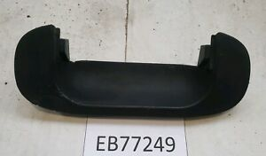 1994 2001 Dodge Ram Stock Tailgate Tail Gate Handle Black Bezel Trim Plastic