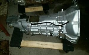Lt1 T56 Manual 6 Speed Transmission complete With Pedals salve Cyl new Clutch