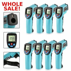 Lot 1 20pcs Non Contact Digital Laser Infrared Thermometer Temp Measurement Bt