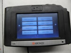 Kronos Intouch 9000 Time Clock 8609000 018 With Bio