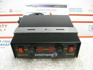 Buyers Saltdogg Auger Variable Speed Spreader Controller New In Box 3014199