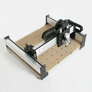 New 300w Mini Cnc Router Cutter Engraving Machine Usb Port Rs4040