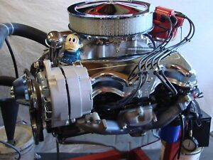 348 Chevy Turn Key W Engine Looks Like 409 No Core Required