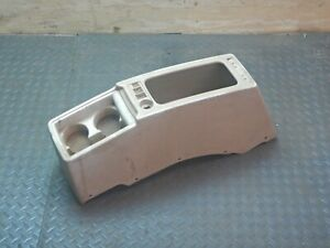 Jeep Wrangler Yj 91 95 Light Tan Floor Center Console Free Shipping