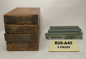Sunnen Honing Stones For R28 Mandrel r28 a45 1 Lot Of 29