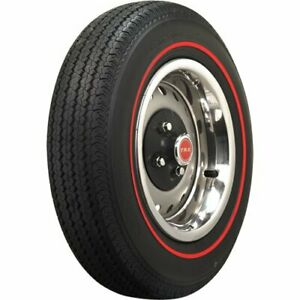 Coker Tire 57986 Coker Classic Vintage Sports Car Redline Radial Tire