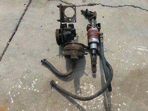 Oliver 88 Diesel Power Steering System