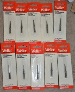 Weller Ptl7 Long Screwdriver Tip 5 64 700 Black Solder Soldering