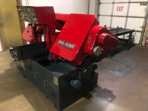 Amada Ha 400 Horizontal Band Saw