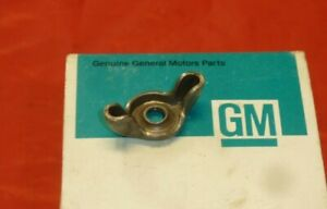 Original Gm Air Cleaner Wing Nut Nos Chevrolet Corvette Raw Steel 69 70 71