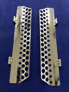 1958 1959 60 Chevy Gmc Accessory Wing Window Air Deflectors