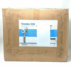 New Trimble R10 Model 2 Uhf Gnss Receiver In Box P n 101092 60 01