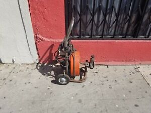 Electric Plumbing Drain Auger Snake Sewage Cleaner Machine Local Pickup Only