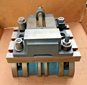 Swivel Angle Plate Table 5 X 7 W 3 1 8 Vise Machinist Tool Free Shipping
