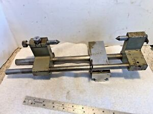 Sheffield Corp Bench Center 8 1 2 Cap Machinist Tool Lathe Free Shipping
