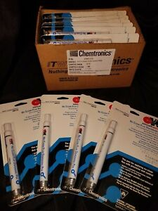 10 Pc Chemtronics Circuitworks Cw8100 No clean Flux Pen 9 Grams