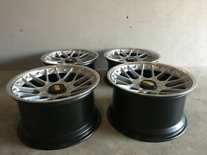 Bbs Rs2 Rsii Rs700 701 Perfect Condition