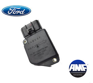 Oem Mass Air Flow Sensor For Ford F150 Expedition Xl3f12b579ba Afls174
