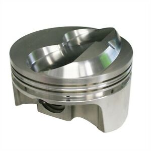 Howards Cams 840325613 Pro Max Forged Pistons Small Block Chevy 23 Degree Dome 1